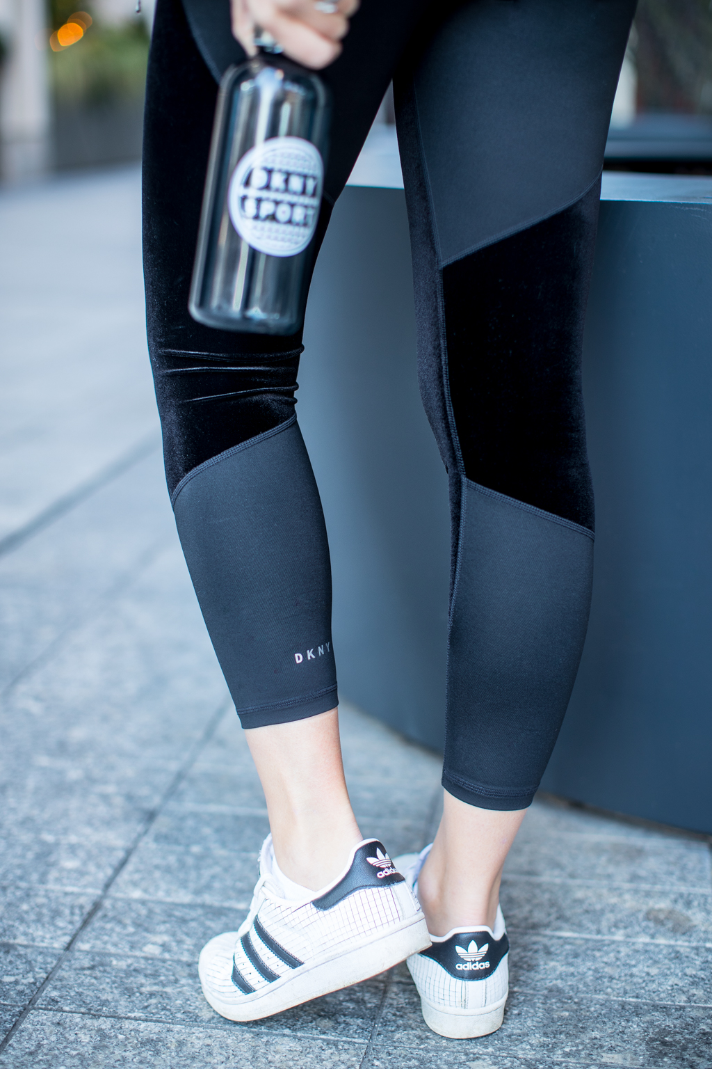 Fitness On Toast Faya Blog Girl Healthy Workout Fashion DKNY Sport London England West End Photoshoot OOTD Luxe Sport Lux Look-9