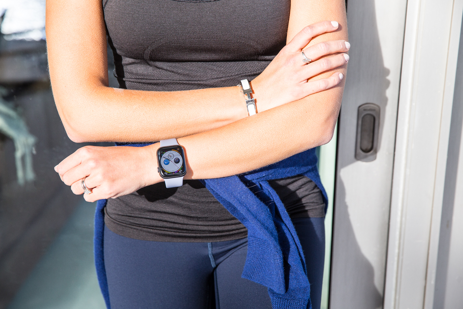Fitness On Toast Faya Blog Girl Healthy Workout Review Fit Technology Tracker Apple Watch Series 4 First Review Impressions Sweden Travel Archipelago Island Active Lifestyle Tech-4