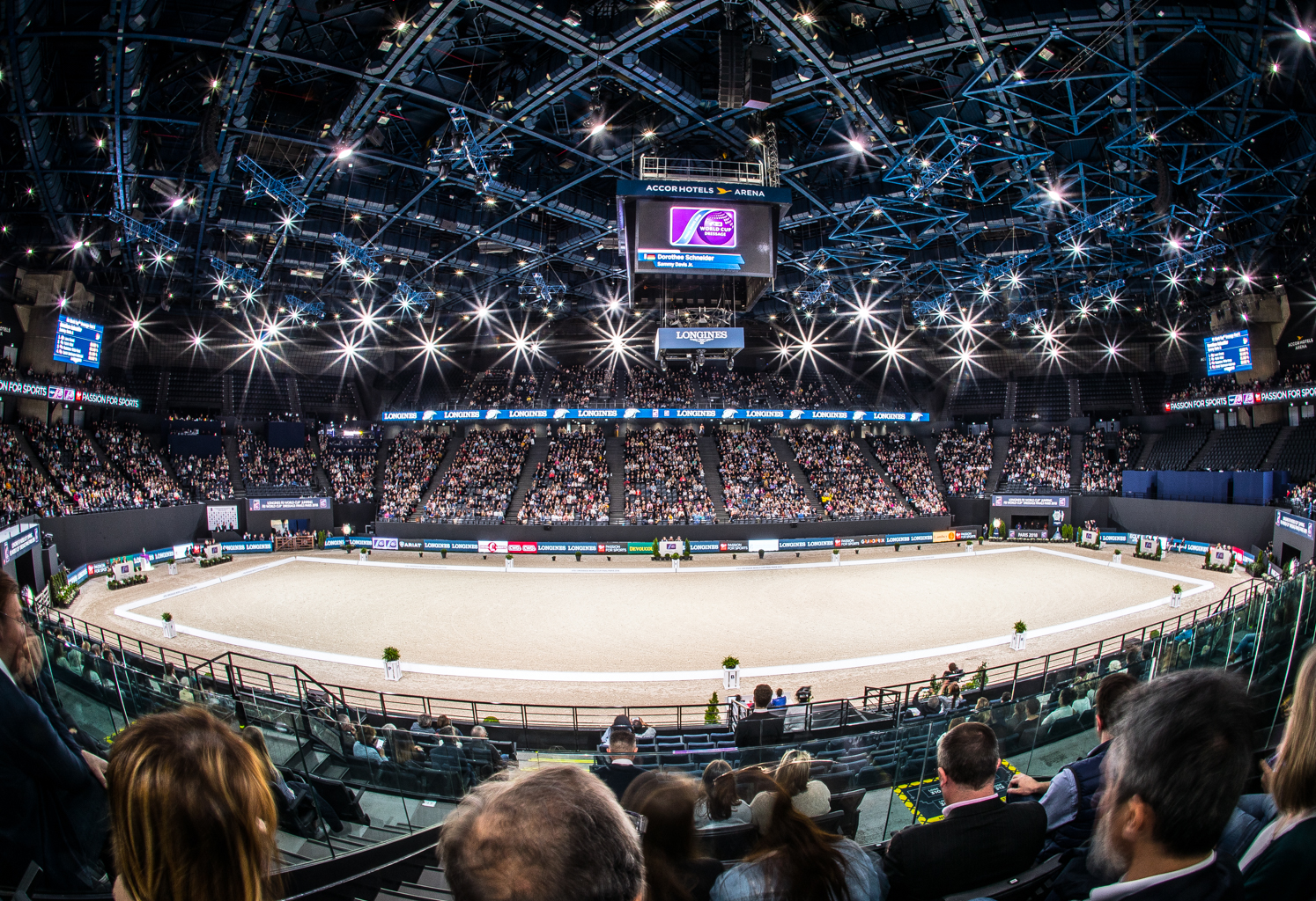 Fitness On Toast - FEI Dressage World Cup Finals Paris April 2018 France-15