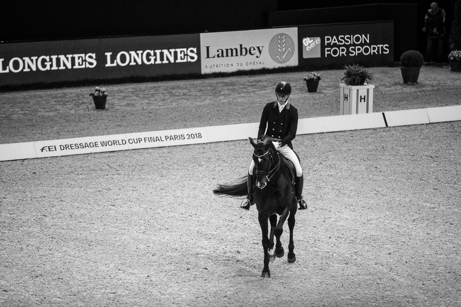 Fitness On Toast - FEI Dressage World Cup Finals Paris April 2018 France-24