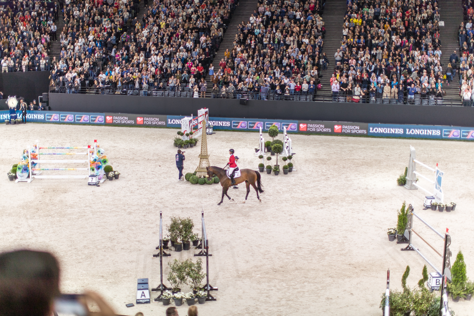 Fitness On Toast - FEI Dressage World Cup Finals Paris April 2018 France-1