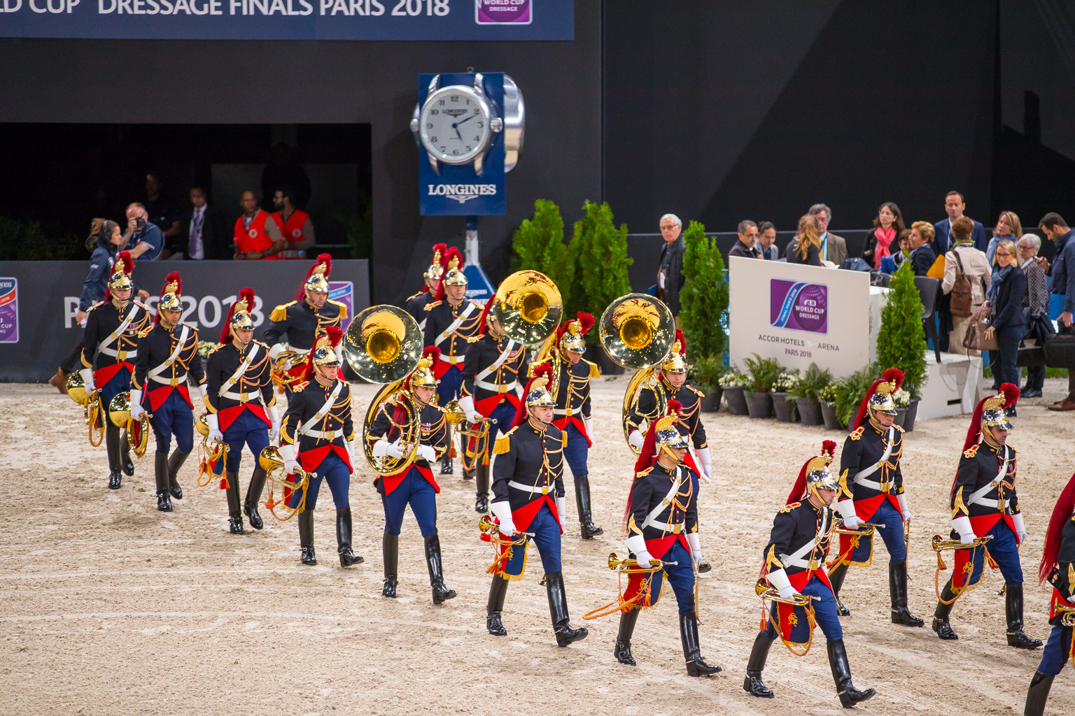 Fitness On Toast - FEI Dressage World Cup Finals Paris April 2018 France-12