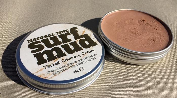Surf Mud - The best sunscreen for surfing